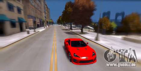 Lexus LF-A 2010 [EPM] für GTA 4