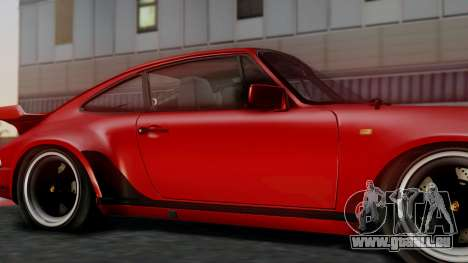 Porsche 911 Turbo (930) 1985 Kit A pour GTA San Andreas