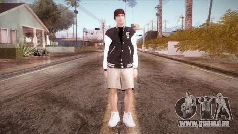Jimmy Silverman pour GTA San Andreas deuxième écran