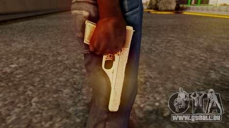Vintage Pistol GTA 5 für GTA San Andreas dritten Screenshot