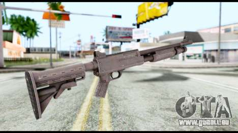 Combat Shotgun from Resident Evil 6 für GTA San Andreas zweiten Screenshot