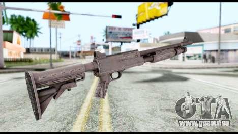 Combat Shotgun from Resident Evil 6 pour GTA San Andreas deuxième écran