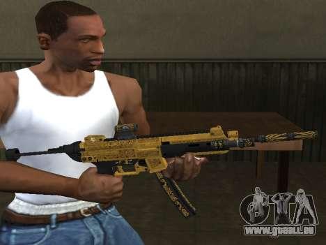 GTA 5 SMG pour GTA San Andreas