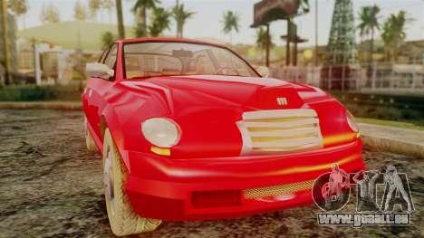 Zomkah from Saints Row 2 für GTA San Andreas rechten Ansicht