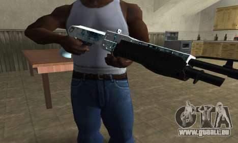 Like Combat Gun pour GTA San Andreas