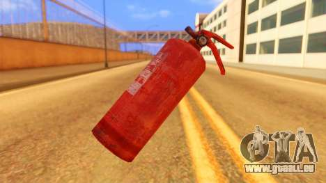 Atmosphere Fire Extinguisher für GTA San Andreas