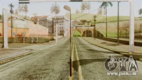Golf Club from Silent Hill Downpour für GTA San Andreas