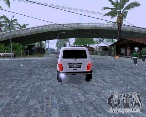 VAZ 2121 Niva 4x4 pour GTA San Andreas vue de droite