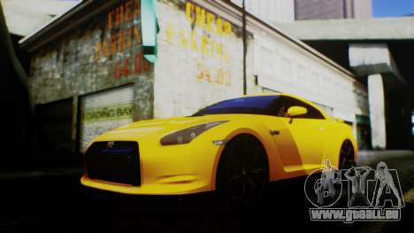 Sonic Unbelievable Shader v8 für GTA San Andreas