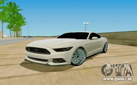 Novel ENB für GTA San Andreas zweiten Screenshot