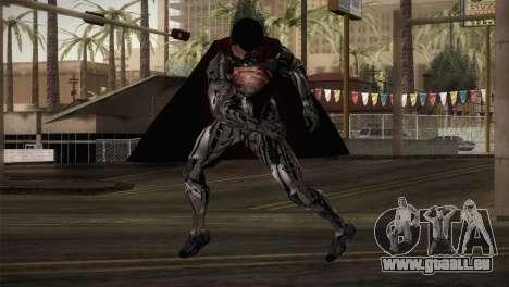 Superman Cyborg v1 für GTA San Andreas