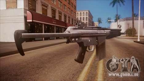 HK-51 from Battlefield Hardline für GTA San Andreas zweiten Screenshot