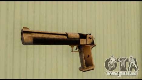 Desert Eagle v0.8 für GTA San Andreas