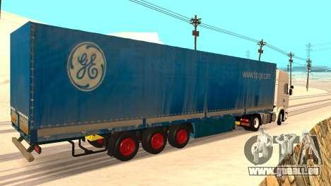 Tilt trailer für GTA San Andreas