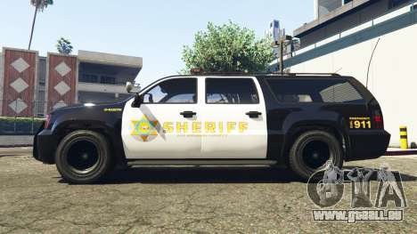 GTA 5 Los Angeles Police and Sheriff v3.6 achten Screenshot