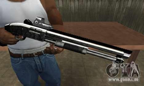 Member Shotgun für GTA San Andreas