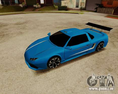 Infernus Lamborghini pour GTA San Andreas