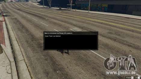 GTA 5 Where Am I troisième capture d'écran