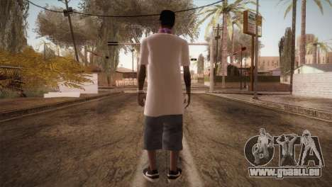 East Side Ballas Member für GTA San Andreas dritten Screenshot
