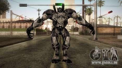 Batman Suit pour GTA San Andreas deuxième écran