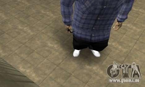 Rifa Skin Second für GTA San Andreas her Screenshot