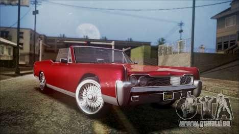 GTA 5 Vapid Chino für GTA San Andreas