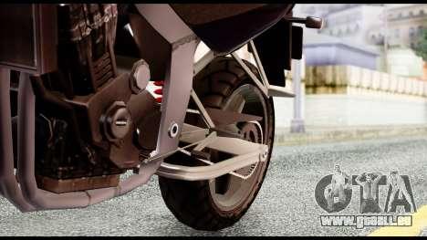 Ducati FCR-900 v4 pour GTA San Andreas vue de droite