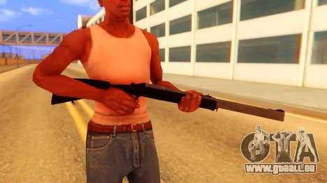 Atmosphere Rifle für GTA San Andreas dritten Screenshot