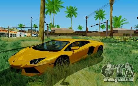 Novel ENB pour GTA San Andreas quatrième écran