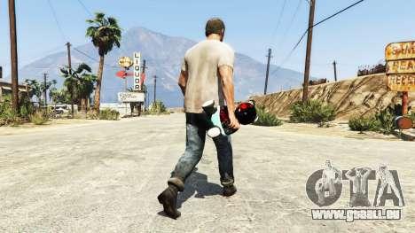 GTA 5 Teddy Bär zweite Screenshot