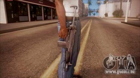 HK-51 from Battlefield Hardline für GTA San Andreas dritten Screenshot