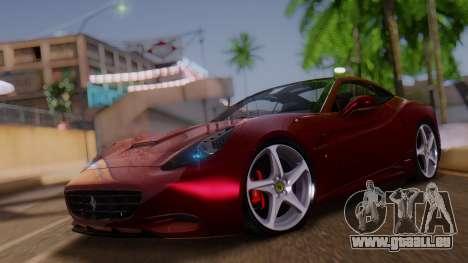 Ferrari California v2.0 für GTA San Andreas