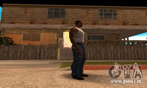 Lamen Deagle pour GTA San Andreas deuxième écran