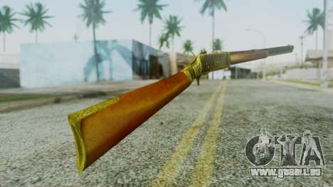 Rifle from Silent Hill Downpour für GTA San Andreas zweiten Screenshot