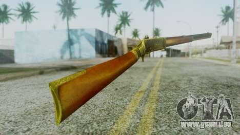 Rifle from Silent Hill Downpour pour GTA San Andreas deuxième écran