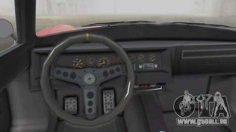 GTA 5 Benefactor Stirling pour GTA San Andreas vue de droite