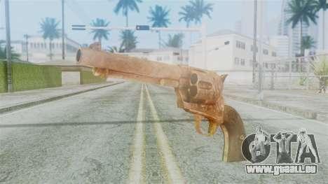 Red Dead Redemption Revolver Diego Nueva pour GTA San Andreas