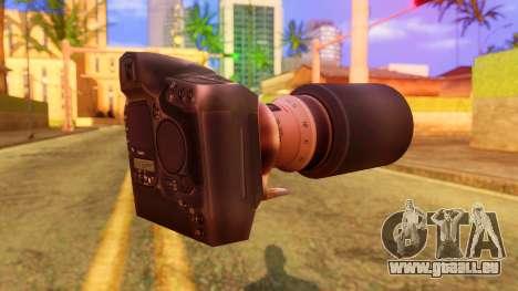 Atmosphere Camera für GTA San Andreas zweiten Screenshot