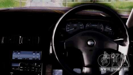 Nissan Onevia für GTA San Andreas rechten Ansicht