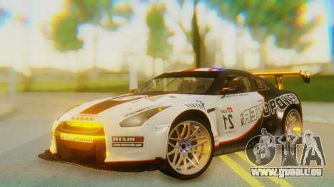 Nissan GT-R GT1 Sumo Tuning pour GTA San Andreas