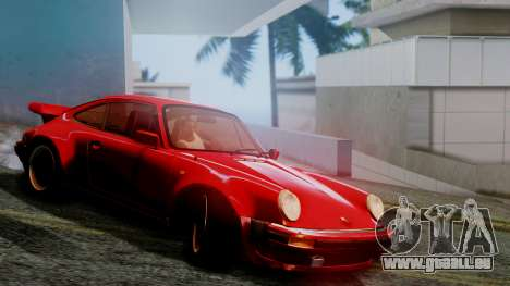 Porsche 911 Turbo (930) 1985 Kit A für GTA San Andreas