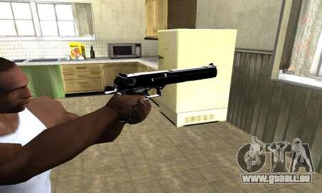 Death Red Deagle für GTA San Andreas dritten Screenshot