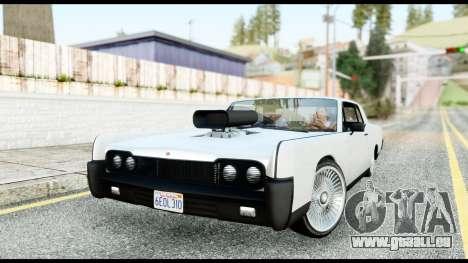 GTA 5 Vapid Chino Tuning v2 für GTA San Andreas