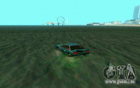 Cars Water für GTA San Andreas her Screenshot