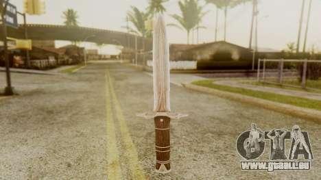 Iron Dagger für GTA San Andreas