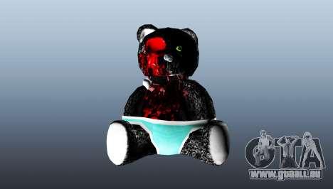 Ours en peluche pour GTA 5