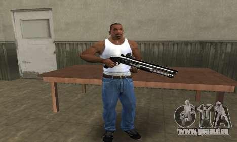 Member Shotgun pour GTA San Andreas deuxième écran