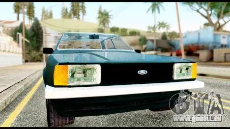 Ford Taunus 2.3 pour GTA San Andreas