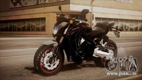 Honda CB650F Pretona pour GTA San Andreas