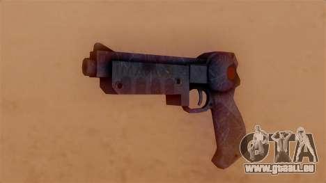 Laser Pistol für GTA San Andreas